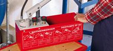 Измерване и изпитване на водопроводи и локализация на течове